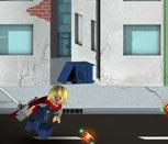Игра с Лего Марвел