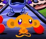 Игра Счастливая обезьянка 6: Пасхальные яйца