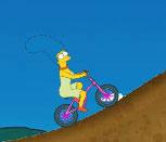 Симпсоны 3: Велосипедные гонки