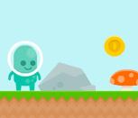 Игра инопланетный бег