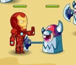 Игра на двоих Железный Человек