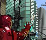 Игра Железный Человек на реакцию