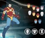 Железный Человек: Одевалки супергероя