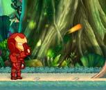 Игра Железный Человек: Схватка в джунглях