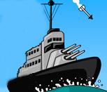 Игра картонный морской бой