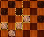 Классические шашки на двоих