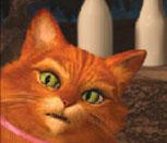 Игра Кот в Сапогах: Необычный пазл