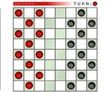 Игра красно-чёрные шашки