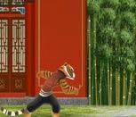 Игра Кунг Фу Панда: Прыжки Тигра