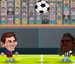 Легенда футбола на двоих