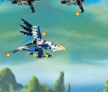 Игра Лего: Схватка птиц