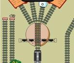 Игра Лего Сити поезда