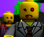 Игра лего зомби на двоих