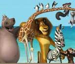Игра Мадагаскар: Поиск предметов