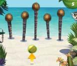 Игра Мадагаскар стрелялка по Кокосам