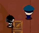 Игра маленький грабитель