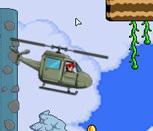 Игра Марио на вертолёте