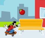 Игра Микки Маус: Трюки на скейте