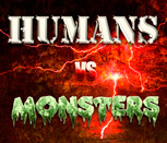 Игра монстры против людей