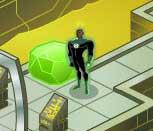Игра Мстители и Зелёный Фонарь