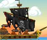 Игра нападение пиратов