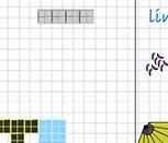 Игра нарисованный тетрис