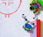 Настоящий хоккей на льду