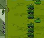 Игра оборона базы от танков