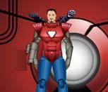 Игра одеваем Железного Человека