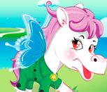 Игра одевалка Пони