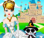 Одевалки принцесс на двоих