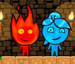 Огонь и вода в подземелье