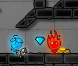 Игра Огонь и Вода 5: В Хрустальном Храме