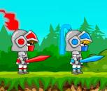 Игра Огонь и Вода два меча