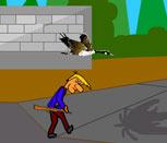 Игра охота на гусей