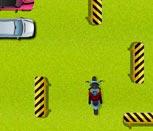 Игра парковка мотоциклов