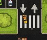 Игра парковка такси