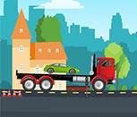 Игра перевозка машин