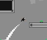 Игра пиксельная бегалка