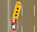 Игра побег через границу на машине