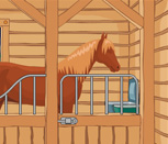 Игра побег из конюшни
