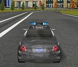Игра полиция на машинах