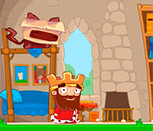 Игра приключения Короля