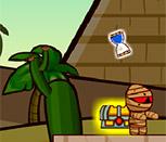 Приключение Мумии и Фараона