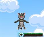 Игра прыжки говорящего кота Тома