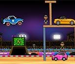 Игра разрушение машин