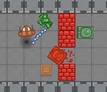 Игра Робот против танков