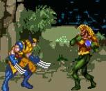 Росомаха против Лиги Справедливости