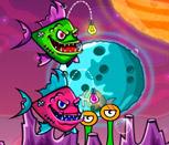 Игра рыбы зомби
