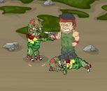Игра С добрым утром зомби
